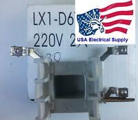 Telemecanique Schneider Coil Lx1-d6m7 220vac Contactor Lc1d40-lc1d95