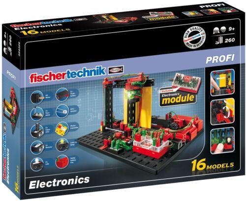 **NEU** fischertechnik 524326 PROFI Electronics **OVP**
