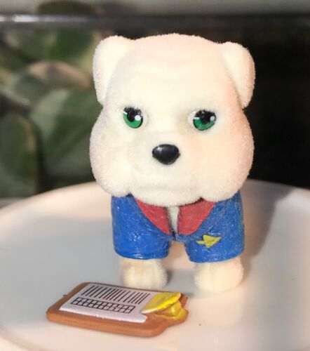 Bulldog Puppy in My Pocket—Fashion Series1 Max//Judge