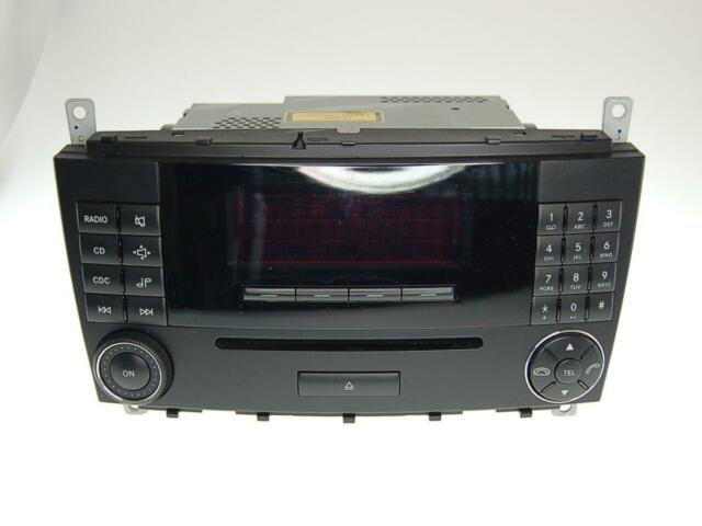 original mercedes audio 10 cd be6021 becker autoradio w203 w209 w639 w463 gs2 ebay. Black Bedroom Furniture Sets. Home Design Ideas