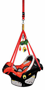Swinga-Baby-Swing-Bounce-Carry-Your-Baby-039-s-Car-Seat-Carrier