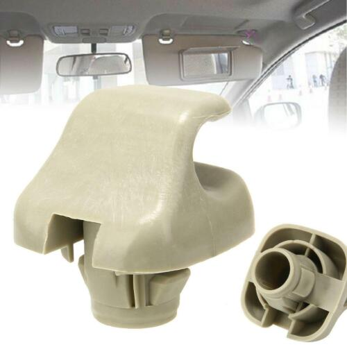 1pc Sun Visor Holder Retainer High Quality Plastic Fits for Honda Civic 1996-04