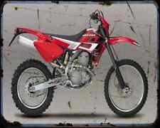 Gas Gas Ec 450 Fse 03 A4 Metal Sign Motorbike Vintage Aged