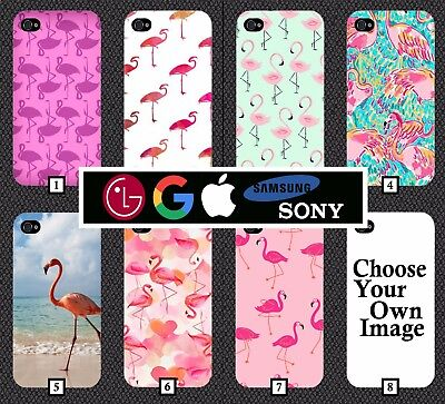 new products ab366 c84d6 Flamingo Phone Case Cover Flamingos Pink iPhone 6 Galaxy s7 s8 iphone 7 s6  331   eBay