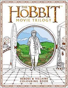 The-Hobbit-Movie-Trilogy-Colouring-Book-Colouri-Tolkien-J-R-R-Warner-Brot