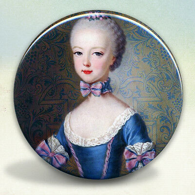 Marie Antoinette Princess Pocket Mirror tartx