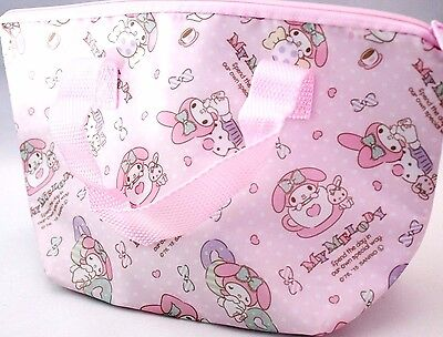 Sanrio New Pattern Little Twin Stars Thermal Insulated Lunch Bento Pouch Bag