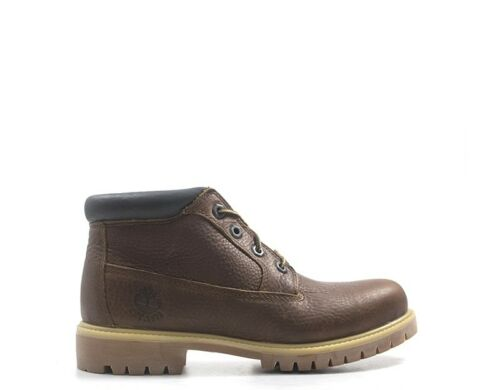 Chaussures A1uim Naturel Homme Timberland Cuir Marrone 67w6r4qX