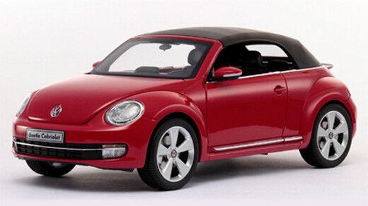 1 18 KYOSHO VW Volkswagen The Beetle Cabrio objet  8812TR
