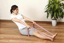 JAPAN NATURAL RUBBER TUBE FITNESS/EXERCISE /STRETCH BODY REFRESH BEAUTY HEALTH