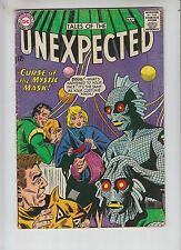 """Tales of the Unexpected 88 VG+ (4.5) 5/65 """"Curse of the Mystic Mask!"""""""