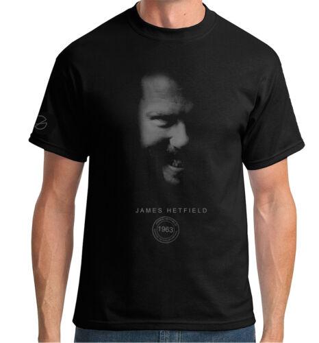 Metallica James Hetfield Cool T shirt by VKG