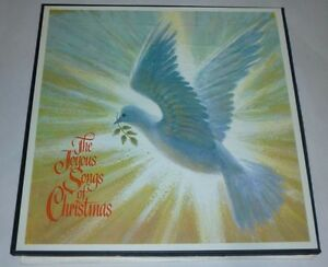 The Joyous Songs Of Christmas Terry Baxter And His Orchestra Triple Lp
