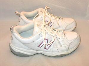 NEW BALANCE 619 Women's White Athletic
