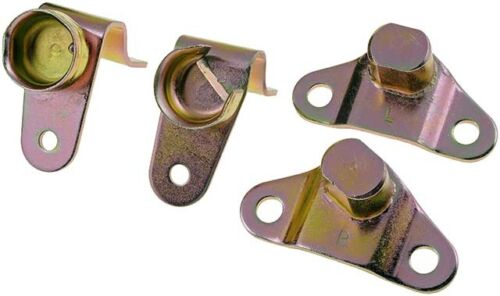 99-06 SIERRA 1500 2500 3500 HD PICKUP SET OF 4 PIECES TAILGATE TAIL GATE HINGES