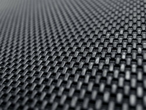 For 2013-2016 Mazda CX-5 Kagu Carbon Pattern Black Custom Fit Floor Mat