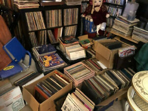 Records / Vinyls 5 for $20 U pick the 5th