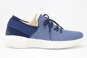Navy Skechers Blu Nuovo You Sostegno Nvw Bianco Donna 14965 wYqHFw
