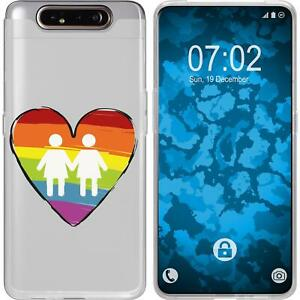Samsung-Galaxy-A80-Coque-en-Silicone-pride-M4-Case-films-de-protection