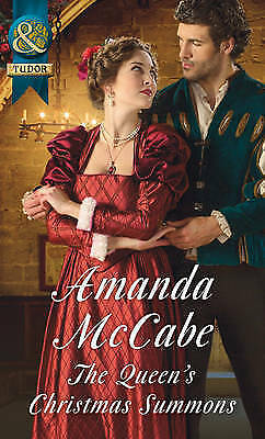 Amanda McCabe - The Queen's Christmas Summons *USED* + FREE P&P