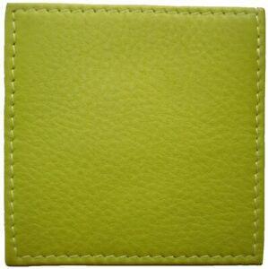 Leder-Geldboerse-Care-Limone-Wiener-Schachtel-Portemonnaie-Geldbeutel-Muenzbox