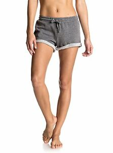 Roxy-Signature-Sweat-Shorts-Sz-Small-ERJFB03098