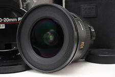 :EXC+ Sigma AF 10-20mm F3.5 EX DC HSM Wide Angle Zoom Lens Canon EF Mount