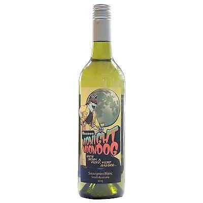 Midnight Moondog Sauvignon Blanc 2013 case of 12 Dry White Wine 750mL