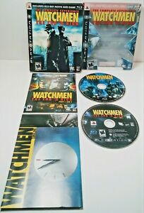 Watchmen-The-End-is-Nigh-The-Complete-Experience-Sony-PlayStation-3-2009-CIB