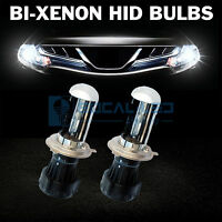 2pcs Bi-xenon Hid Bulbs 35w Ac Hi/lo H/l Headlight Replacement 4k 6k 8k 10k 12k