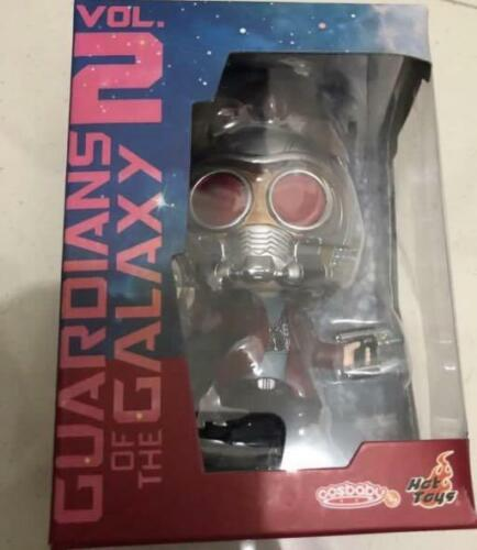 HOT TOYS Cosbaby Marvel Avengers Guardians of il Galaxy Vol.2 STAR LORD LA FIGURA