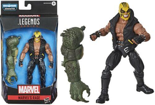 """UK! NEW BAF Marvel Legends 6/"""" Inch Rage Gamerverse Avengers Action Figure"""
