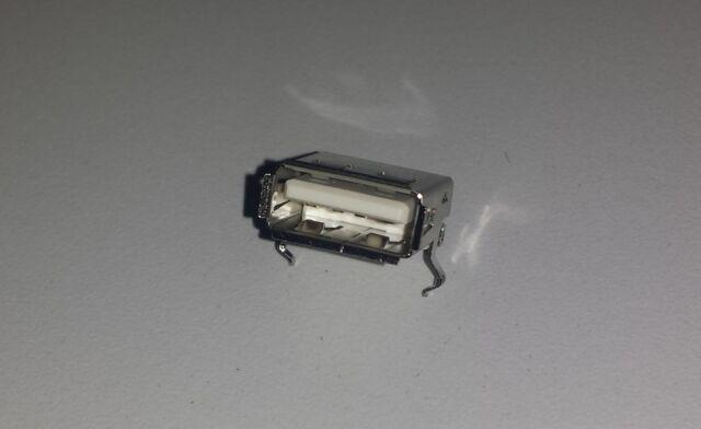 USB A Buchse SMD Print Lötversion OEM