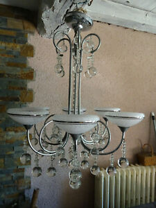 superbe-lustre-gouttes-d-039-eau-cristal-epoque-art-deco-6-lumieres