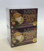 Mx3 Mangosteen Coffee Original Flavor 100% Genuine Brand & Sealed