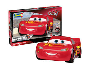 Lightning-Mcqueen-Revell-Car-Kit-1-24-Item-07813