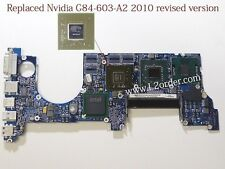 "Macbook Pro 15"" A1260 2.4Ghz Logic Board 820-2249-A With 2010 VER Video Chip"