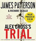 Alex Cross's Trial by James Patterson, Richard DiLallo (CD-Audio, 2010)