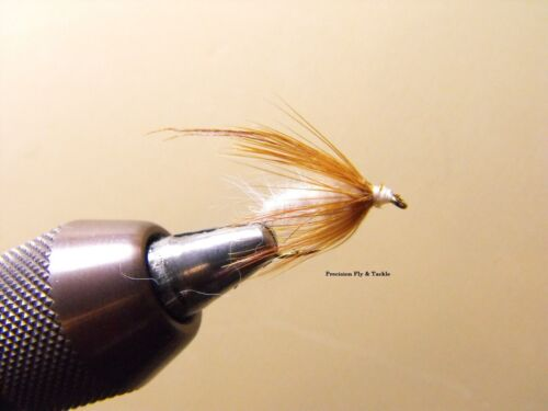 Caddis Cream Wet Fly 1 Dzn Nymph Wet Fly Trout