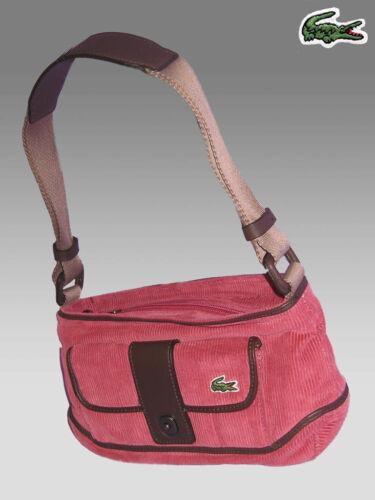 Fashion bandoulière Foncé Lacoste Rose 6 Sac à Baguette qtFdFn