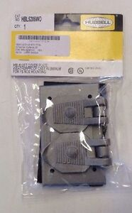 Hubbell Weatherproof Cover Plate HBL5206WO