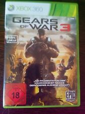 xbox 360 spiele    Gears of War 3 (Microsoft Xbox 360, 2011, DVD-Box)