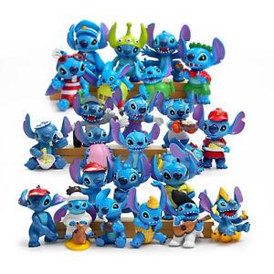 24Pcs-Disney-Studio-Lilo-amp-Stitch-Accion-Figura-Coleccionable-Juguete-Ninos-Cake-Topper
