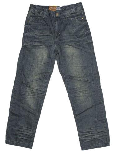 Mens Chisel Jeans Drak Blue Denim Straight Leg Kids Youth Jeans CJ-2623 Sale