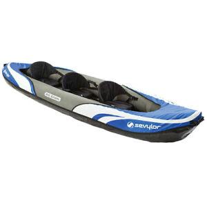 Sevylor Big Basin 3-person Kayak Kayak