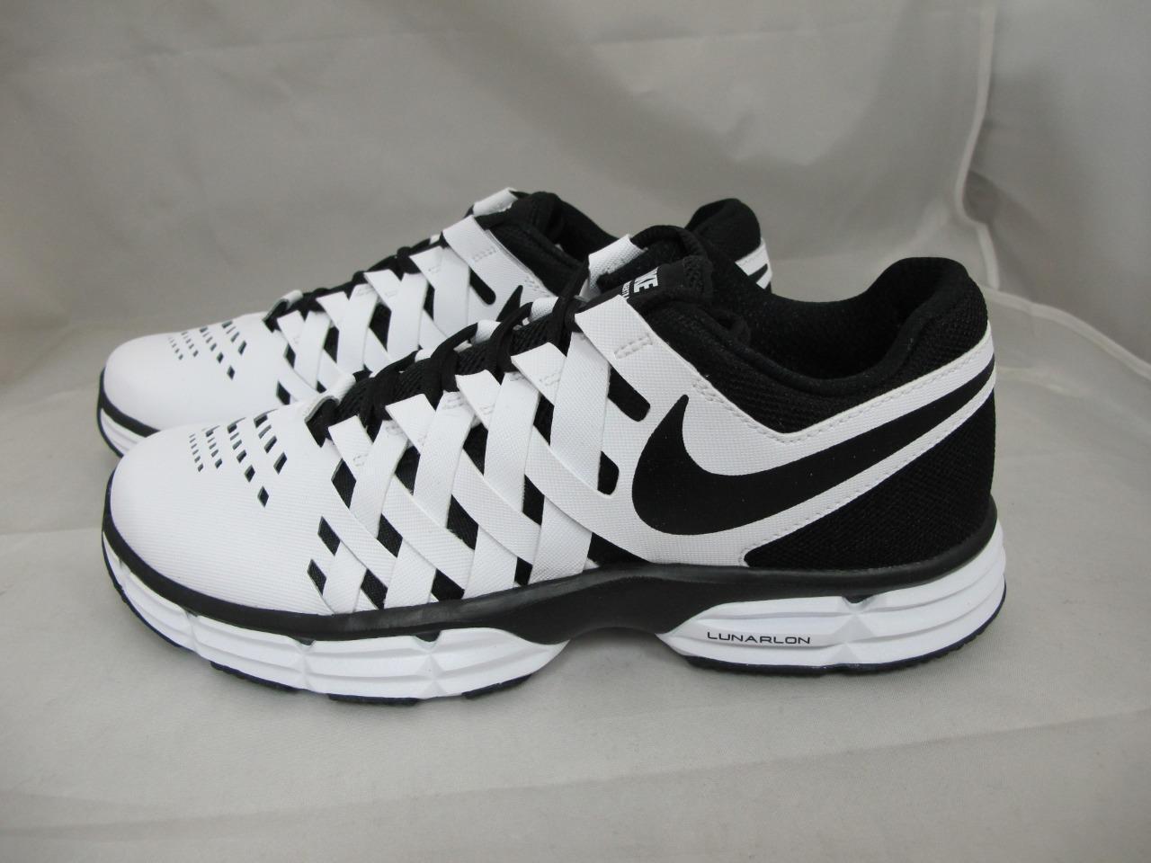 Nuevo para 898066-100 hombre Nike Lunar FINGERTRAP TR 898066-100 para a58358