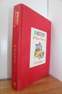Noddy-A-Classic-Treasury-by-Blyton-Enid-Hardback-Book-2007