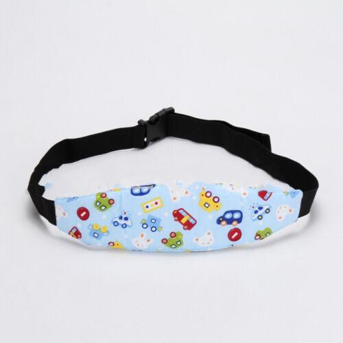 Baby Children Head Support Stroller Buggy Pram Car Seat Belt Sleep Safety Strap