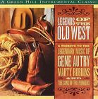 Legends of the Old West by Craig Duncan and the Smoky Mountain Band (CD, 2000, Green Hill Productions)