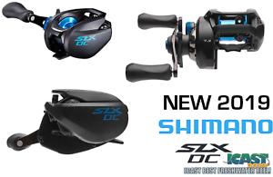 Shimano SLX DC 150XG Casting Reel 8.2:1 SLXDC150XG